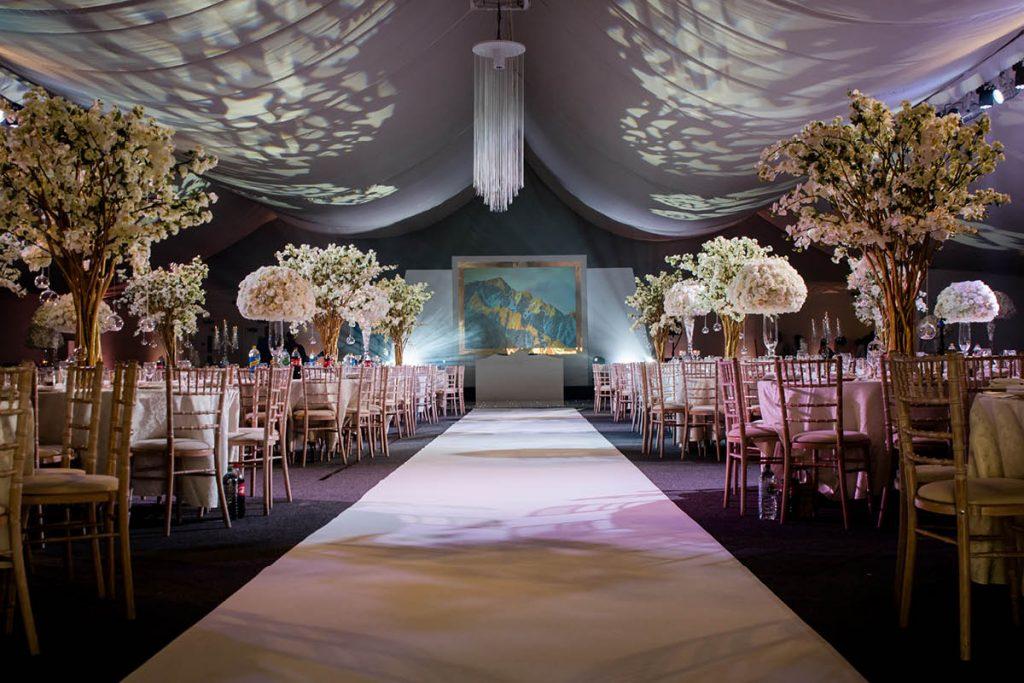 Alrewas Hayes wedding ceremony