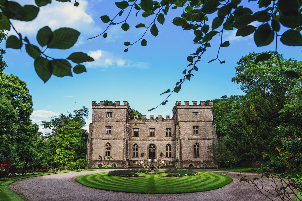 Clearwell Castle exterior