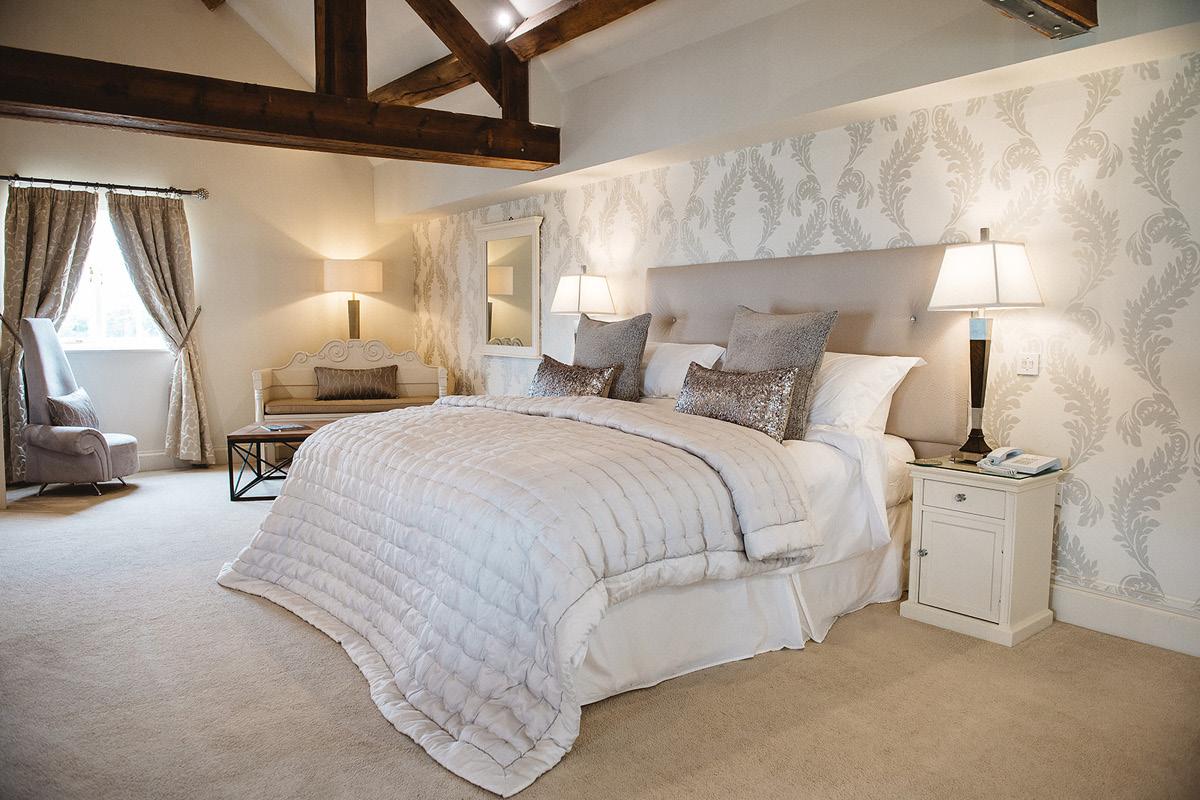Alrewas Hayes bedroom