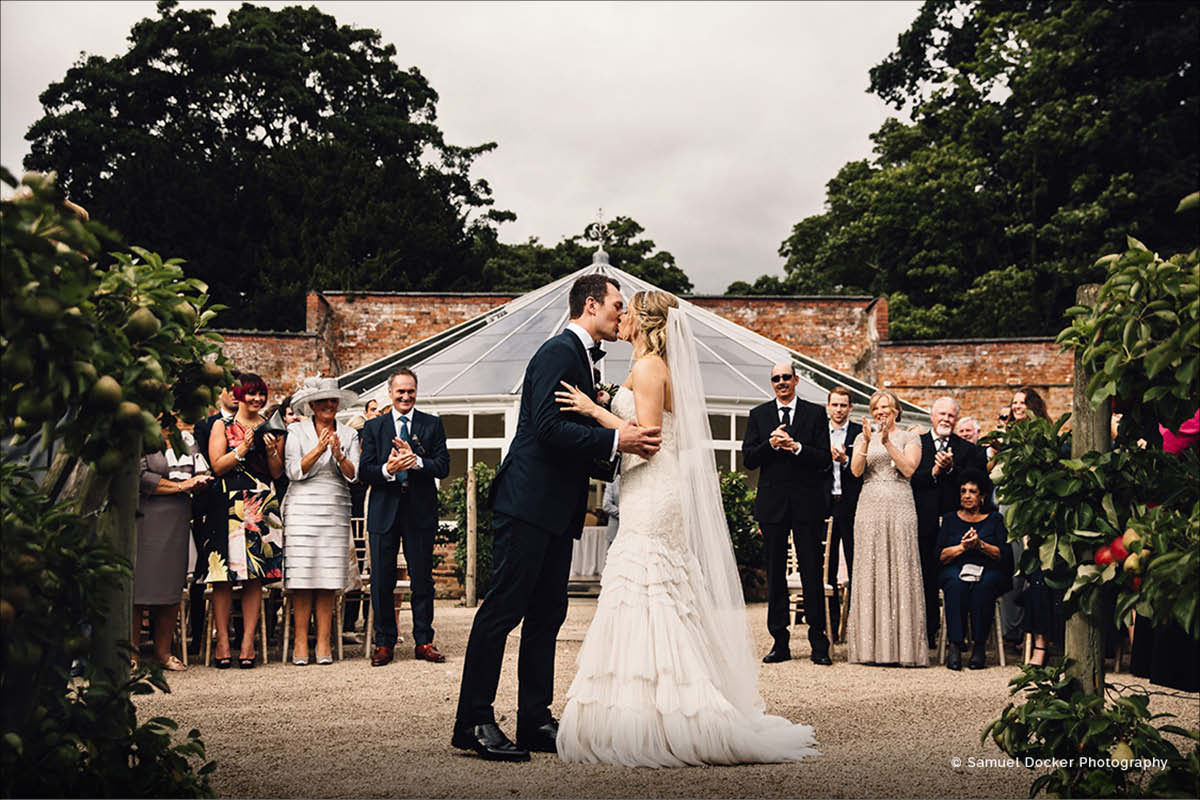 wedding ceremony music - Combermere Abbey