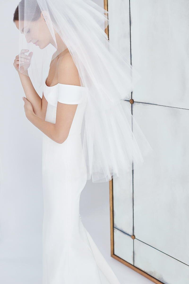 Carolina Herrera at The Wedding Club