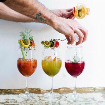 Insta-worthy Cocktails - @theliqrcabinet
