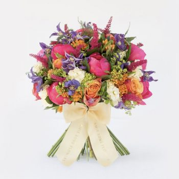Bright & Beautiful Blooms - wedding flowers - Amie Bone Flowers