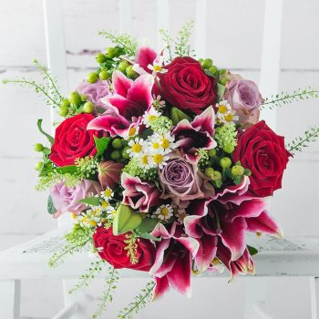 Bright & Beautiful Blooms - wedding flowers - Appleyard Flowers