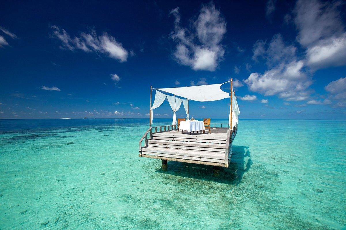 Baros Maldives Indian Ocean