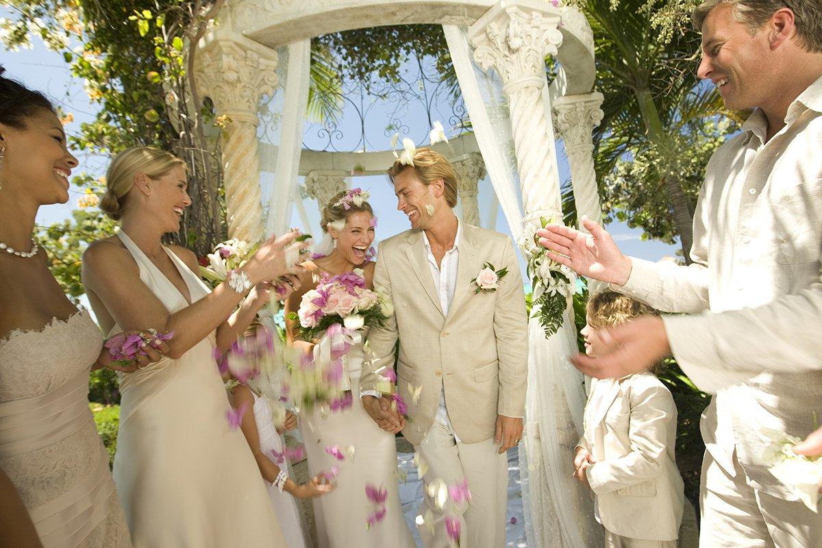 Caribbean weddings Beaches