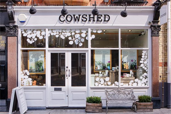 5 of the best pedicures Cowshed