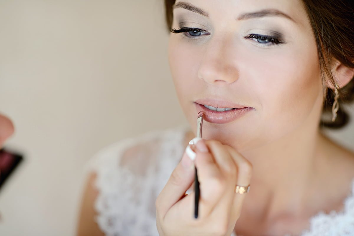 Wedding Day make-up - The Get Wed Squad