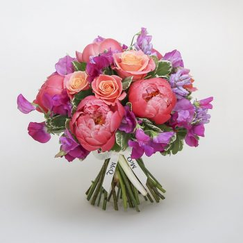 Bright & Beautiful Blooms - wedding flowers - McQueen