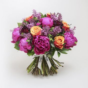 Bright & Beautiful Blooms - wedding flowers - McQueens