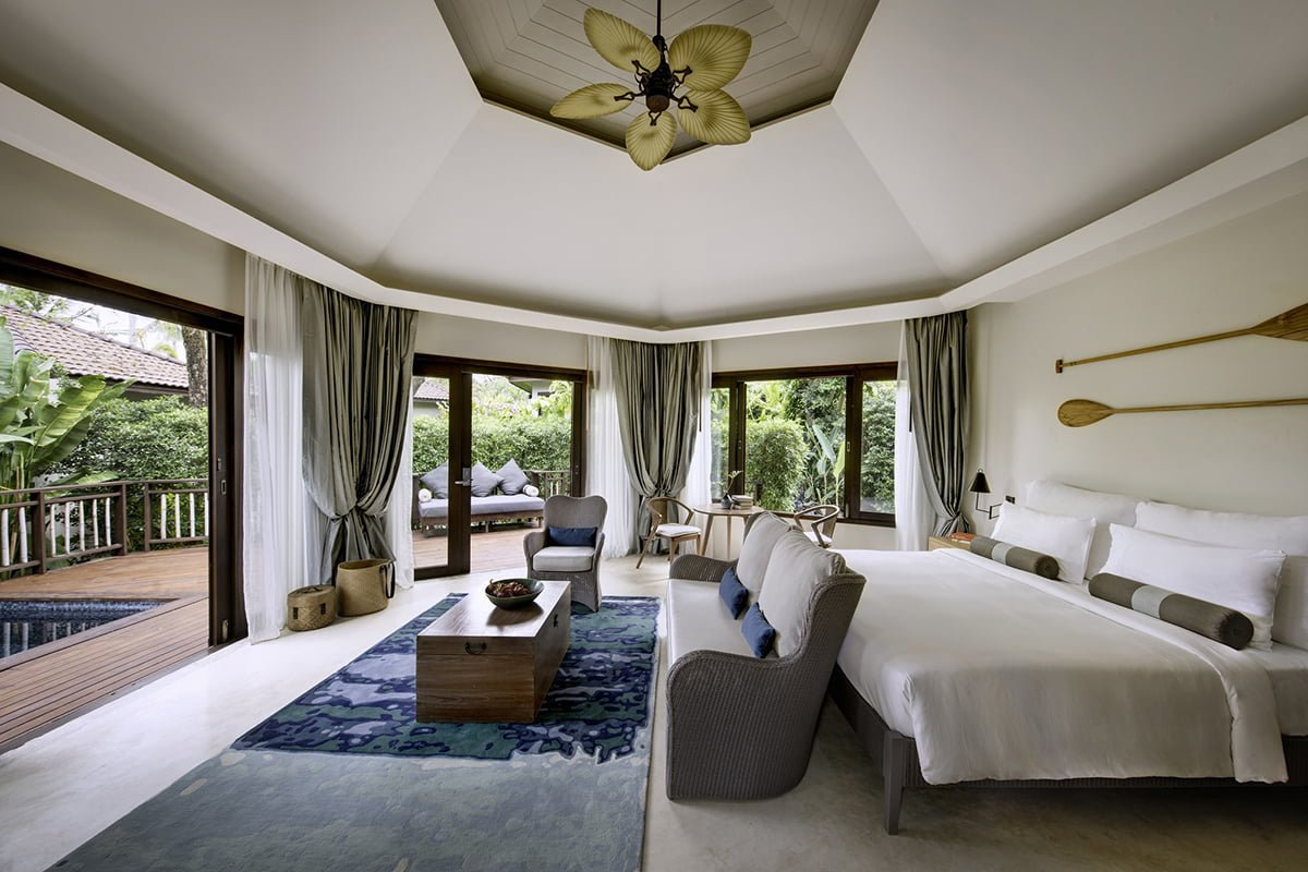 Outrigger Koh Samui Garden Pool Suite