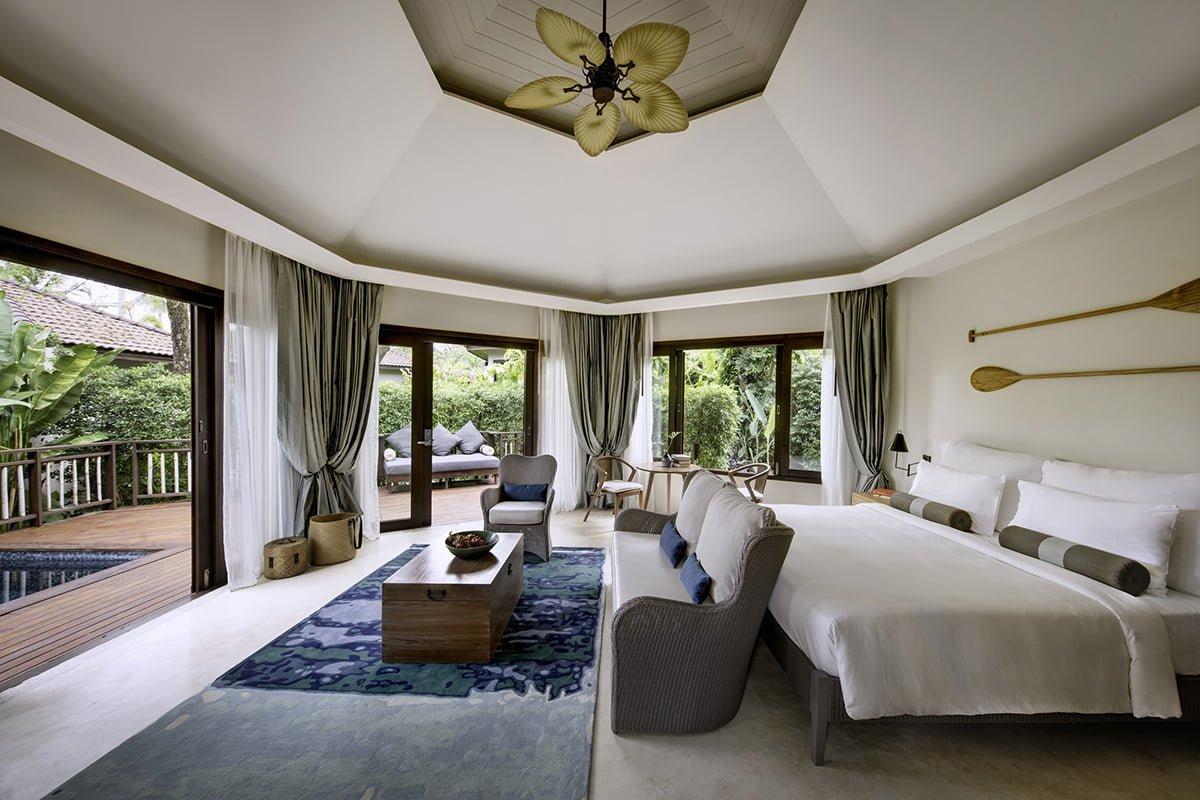 Outrigger Koh Samui Garden Pool Suite