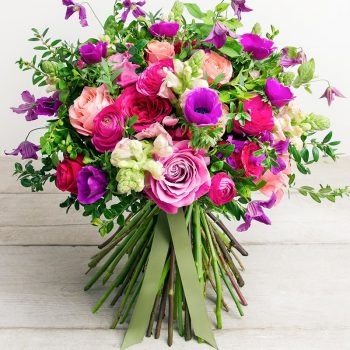 Bright & Beautiful Blooms - wedding flowers - Philippa Craddock