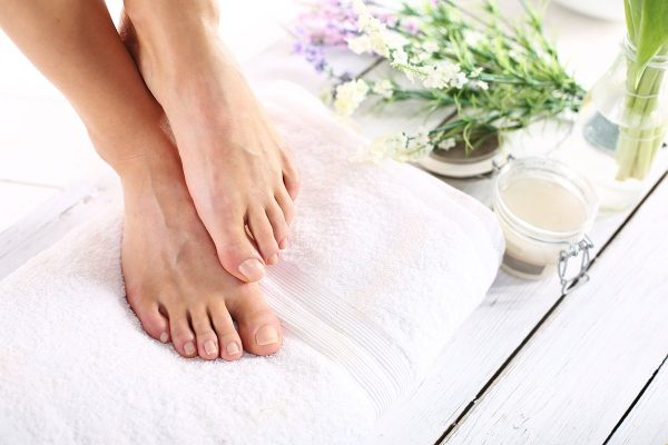 5 of the best pedicures