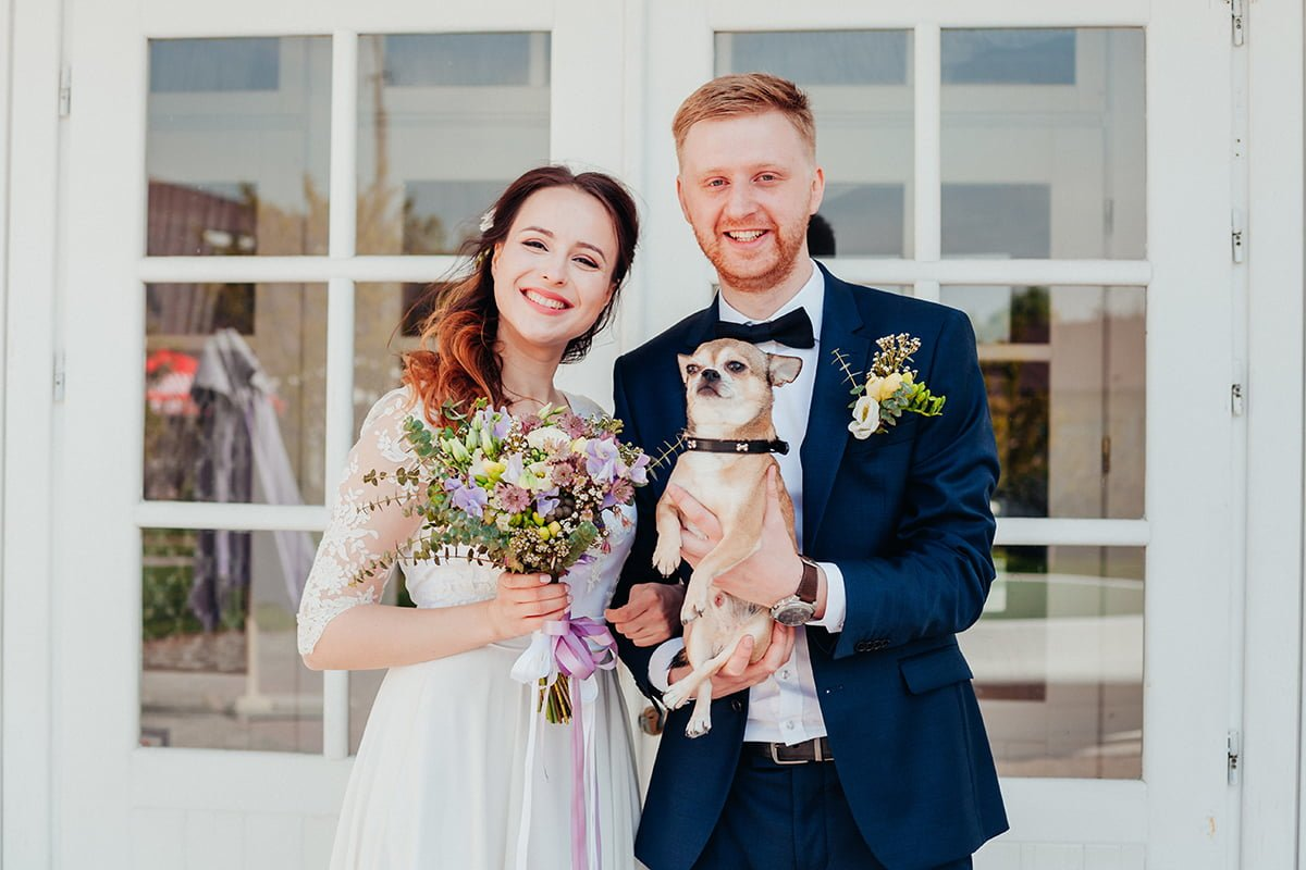The Get Wed Squad - wedding pet care
