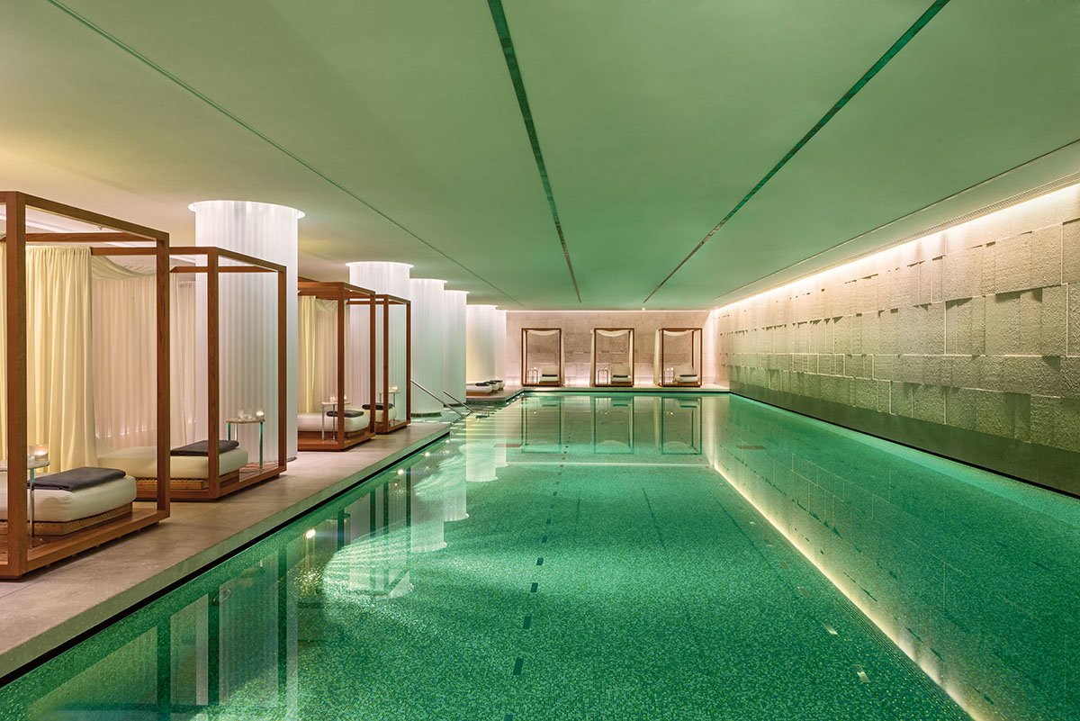 spa The Bvlgari Hotel