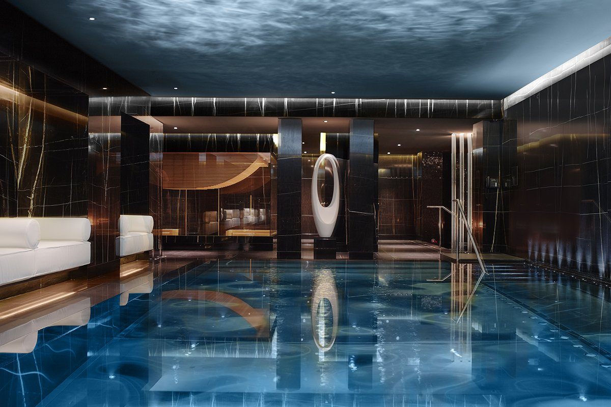 spa The Corinthia Hotel