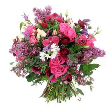 Bright & Beautiful Blooms - wedding flowers - Your London Florist