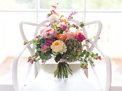 Bright and beautiful bridal bouquets Paula Rooney