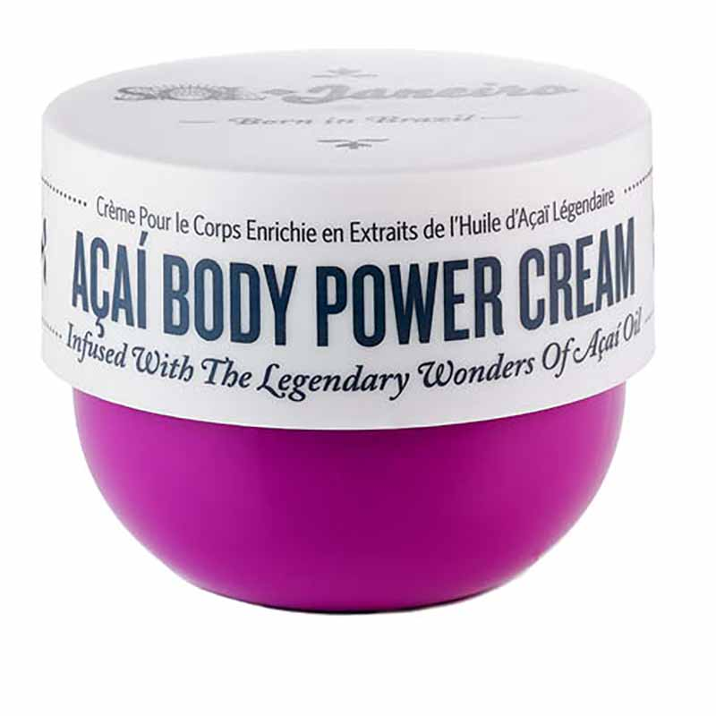 Acai Body Power Cream, Sol de Janeiro - 20 Best Beauty Buys