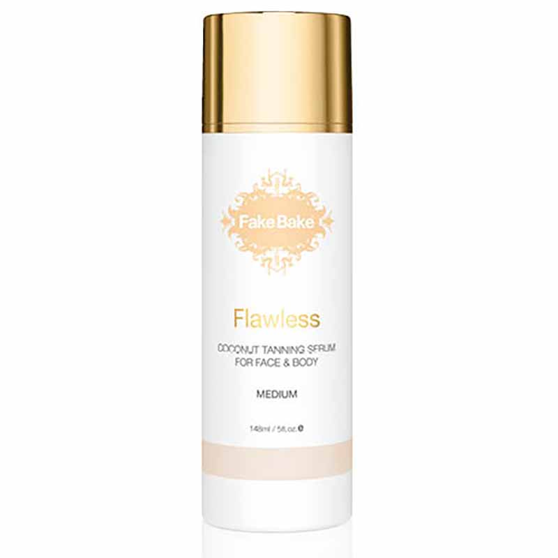 Flawless Coconut Tanning Serum for Face & Body, Fake Bake - 20 Best Beauty Buys