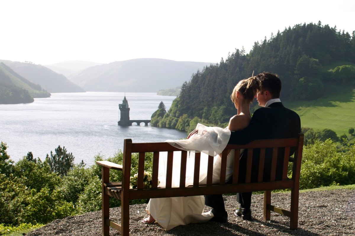 Lake Vyrnwy, Powys, Wales - 10 of the Best Waterside Venues