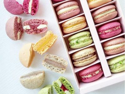 Dessert ideas @Spicy.cake macaroons