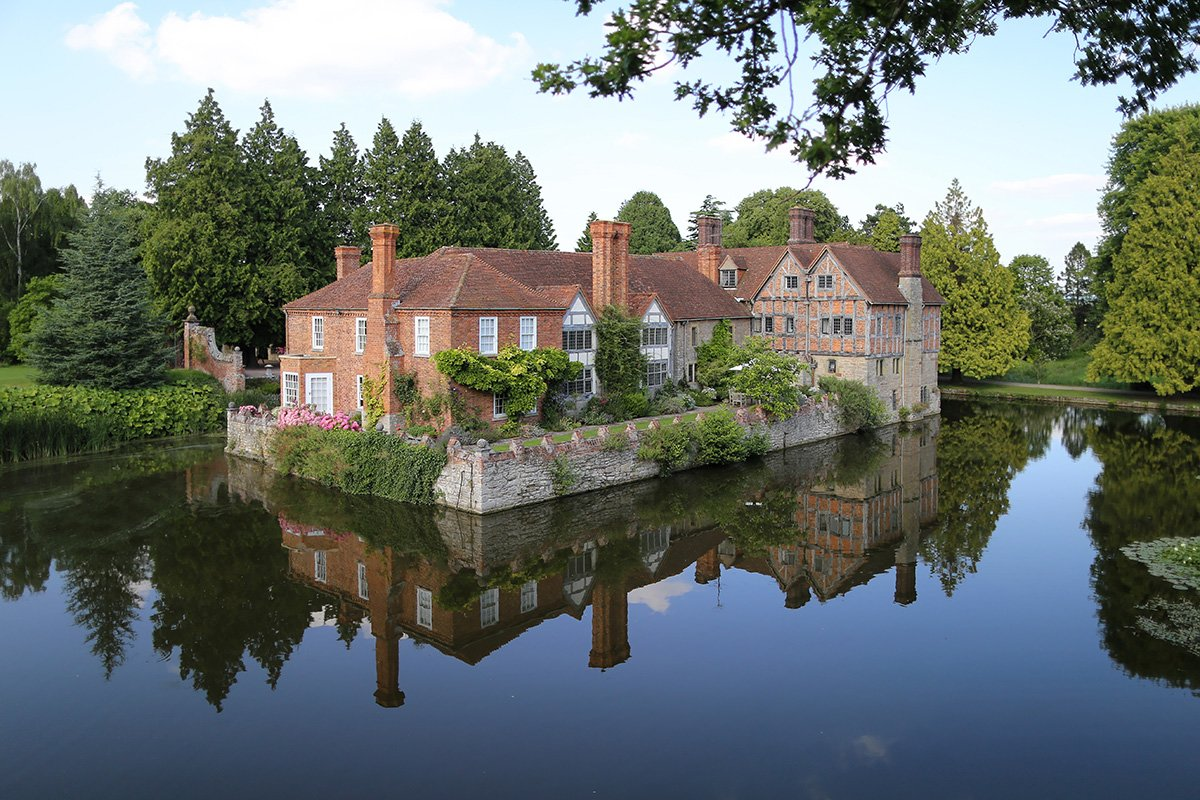 Birtsmorton Court, Worcestershire - 10 of the Best Waterside Venues