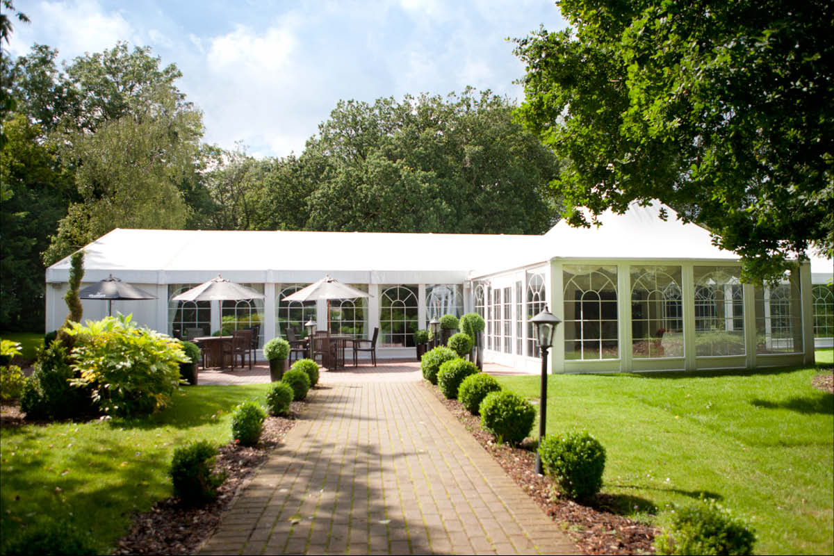 Marquee Audleys Wood Hotel