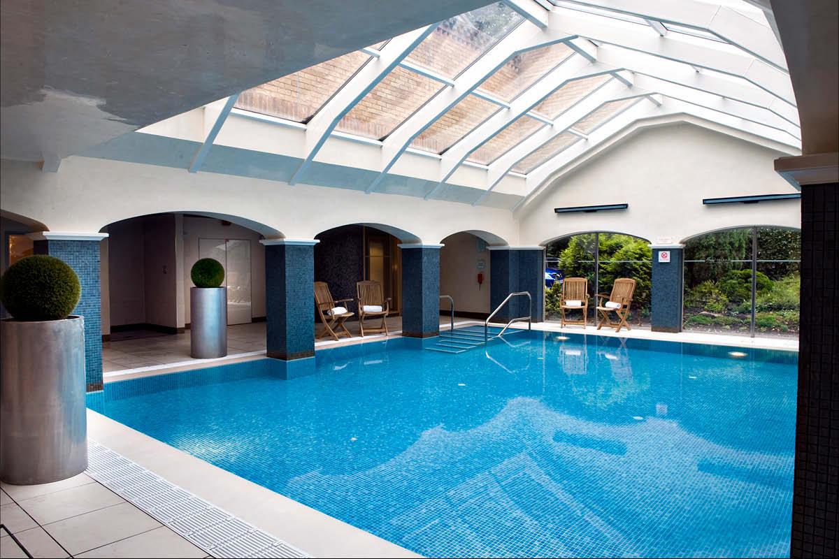 Ettington Park Hotel swimming pool
