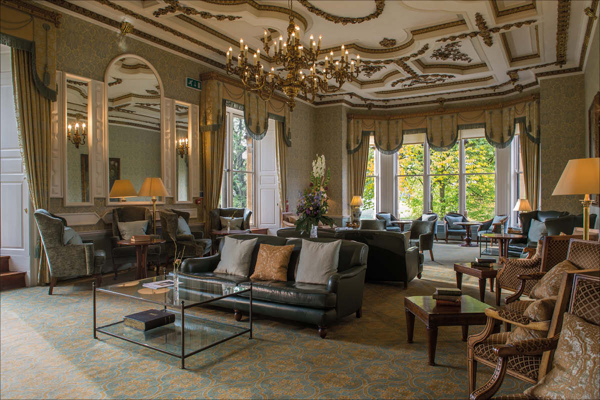 Ettington Park Hotel lounge