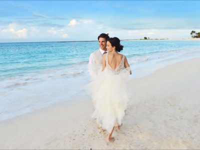 Weddings abroad Atlantis Paradise Island