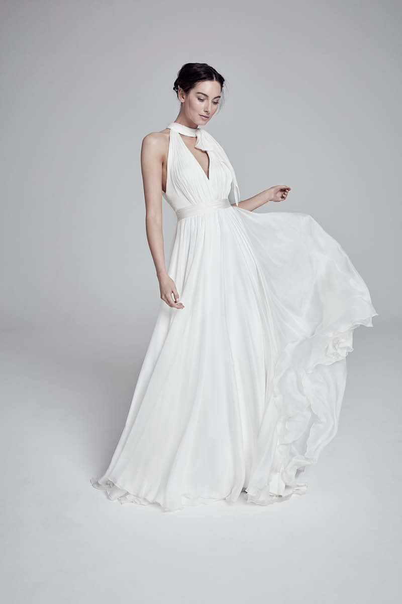 light wedding dresses