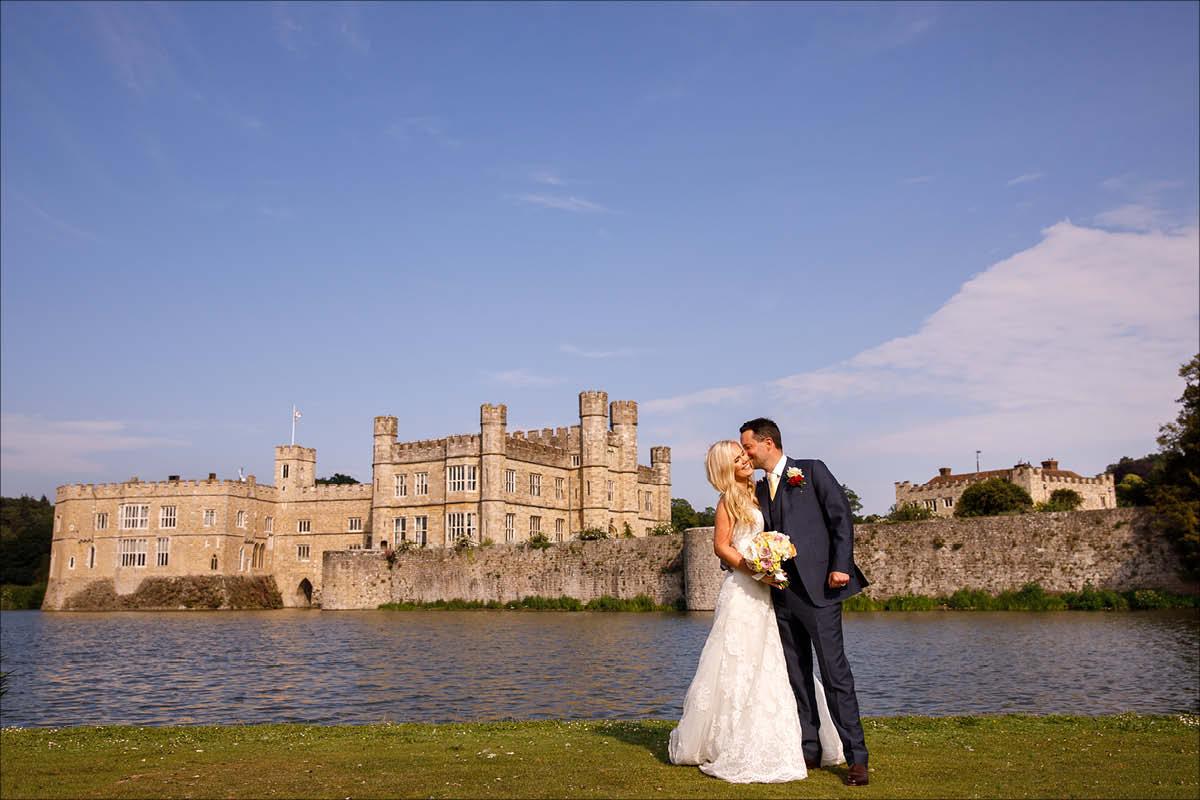 Leeds Castle, Kent - Castles in the Sky