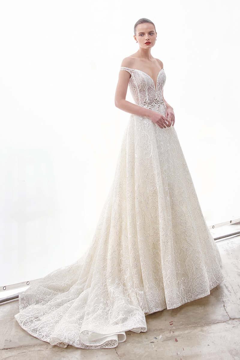 Enzoani Nadine gown