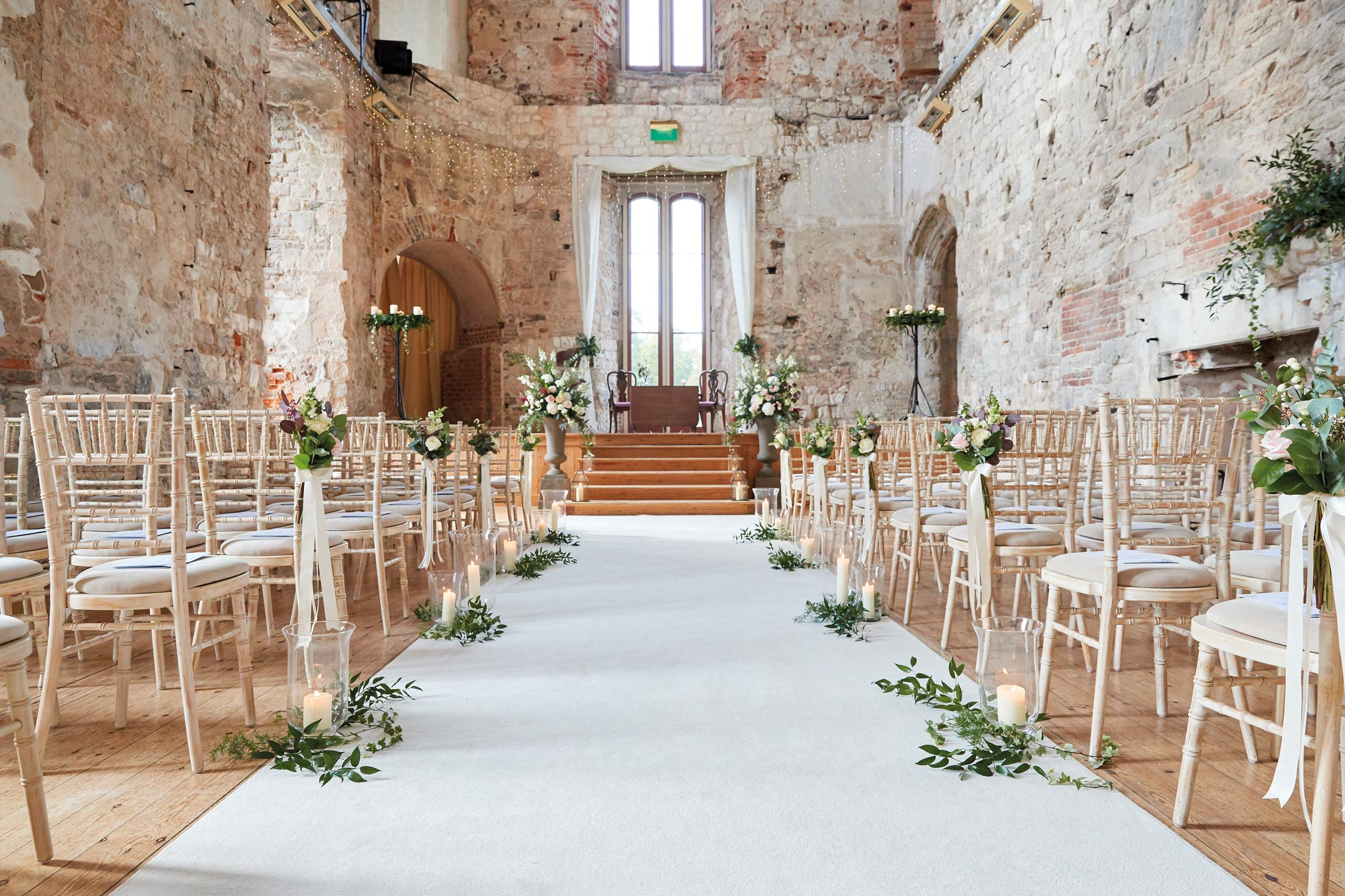 Lulworth Castle - Wedding Venues & Fashion