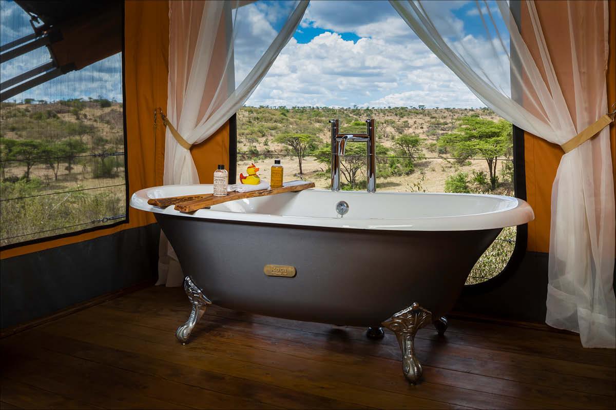 Olare Motorogi Conservancy, Kenya