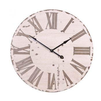Out There Interiors wall clock