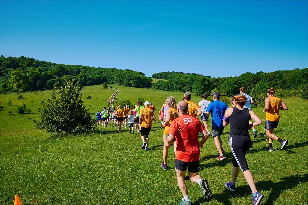 Savvy wedding workouts Park run