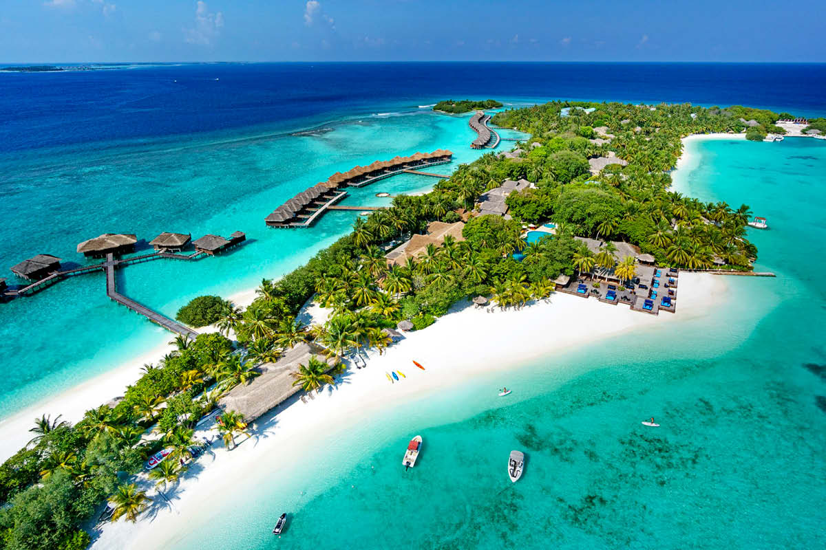 Sheraton Maldives - Treasured Island