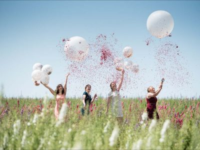 Wedding planning Shropshire Petals Giat Confetti Balloon