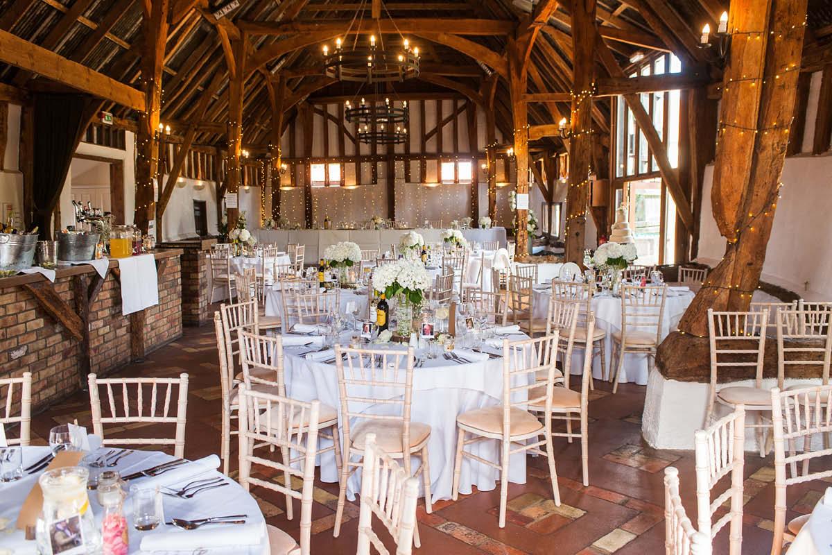 Smeetham Hall Barn, Essex/Suffolk border