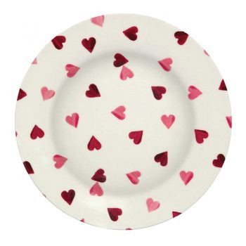The Wedding Present Co Emma Bridgewater heart plate