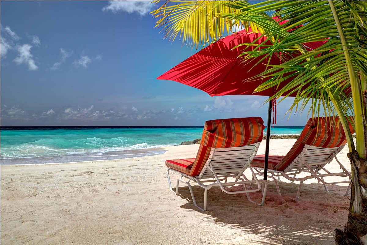 Win a luxurious honeymoon in Barbados