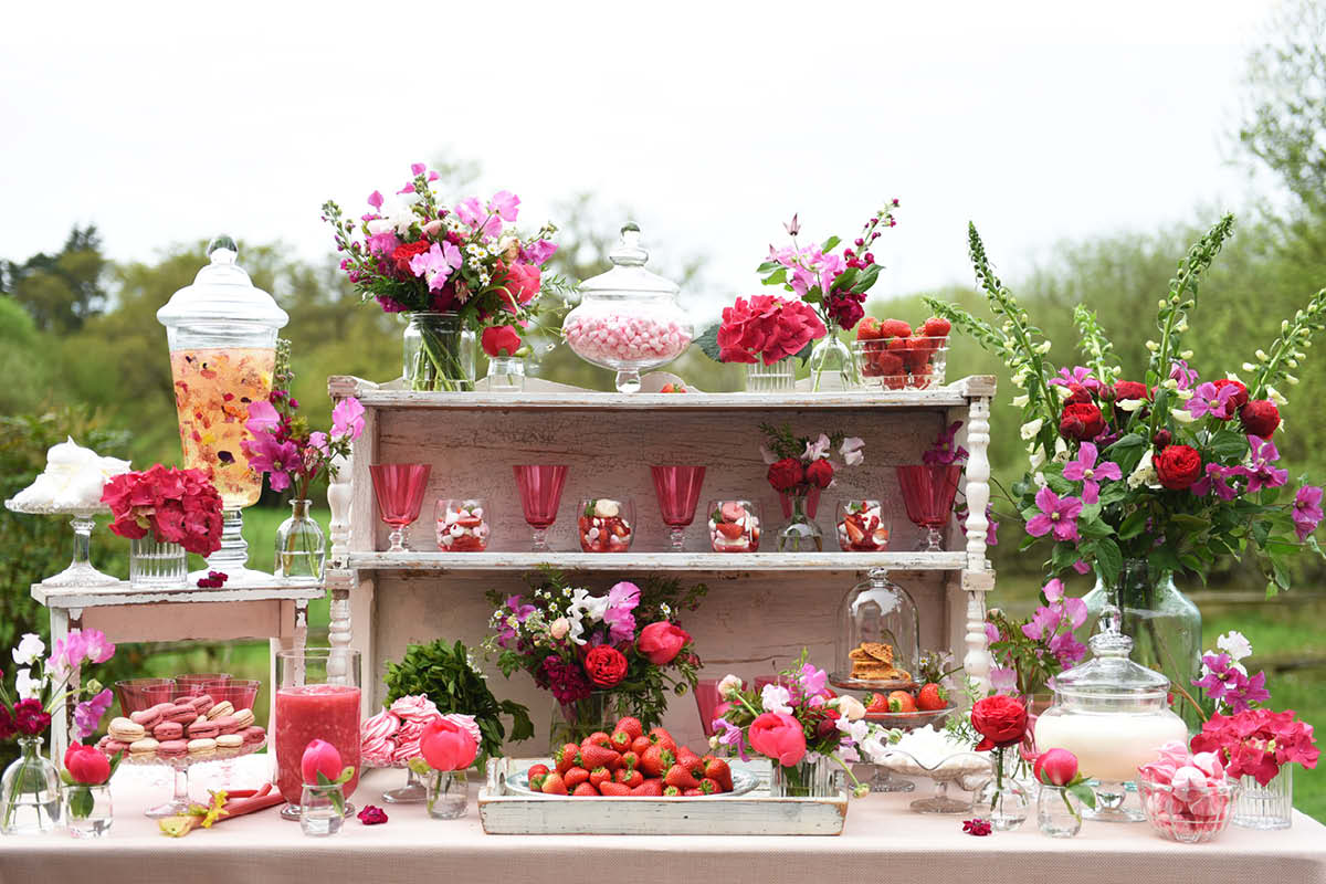 Inspiration for your wedding breakfast Kalm Kitchen