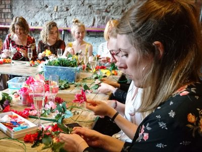 Hen party ideas Crafty Hen