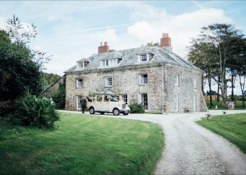 Tredudwell Manor exterior
