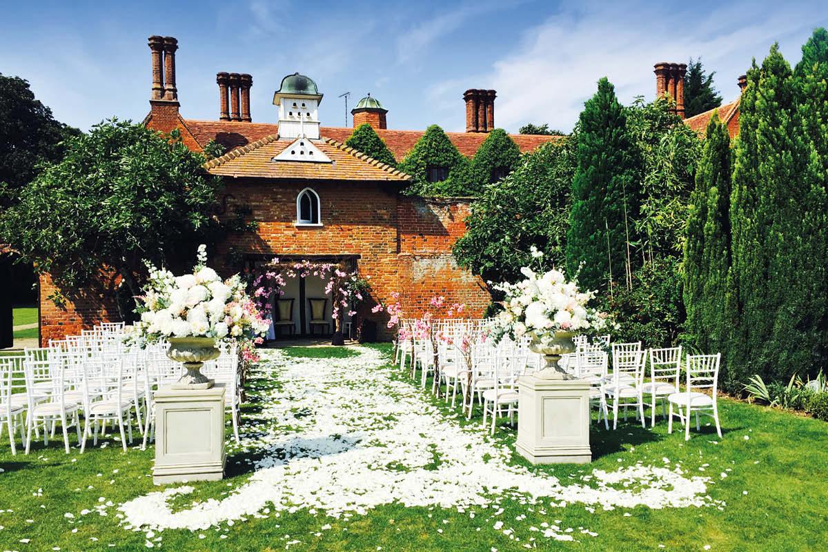 Woodhall ceremony