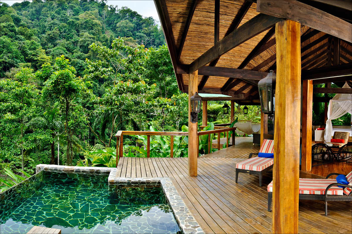 Your honeymoon dilemmas answered Pacuare Lodge