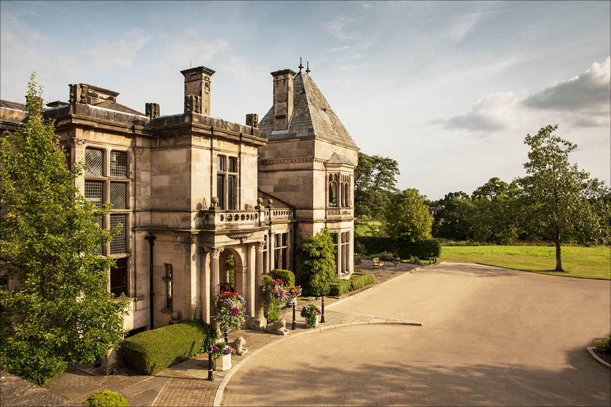 Rookery Hall Hotel front
